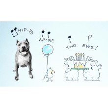 REBECCA CORRy thanks you for all the pibble birthday wishes!!