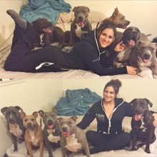 meet sufp foundation supporter noelani and her precious hippos!