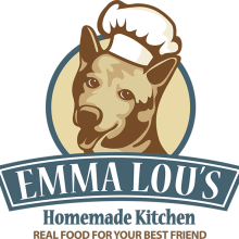 EMMA LOU'S is AMAZING FOOD FOR YOUR DOG!!